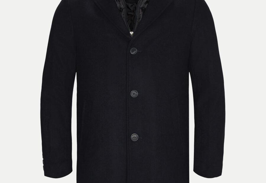 frakke til mænd herrefrakke