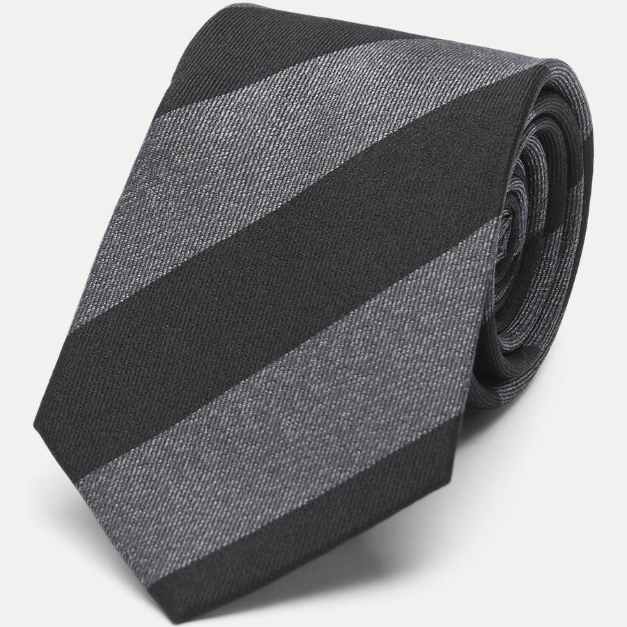 sådan binder man et slips